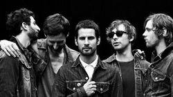 Sam Roberts Band Abandon Subtlety, Embrace