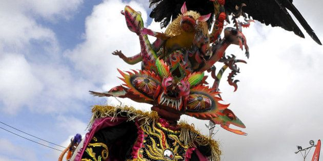 Carnival 2014: Weird, Unique And Strange Traditions Around The