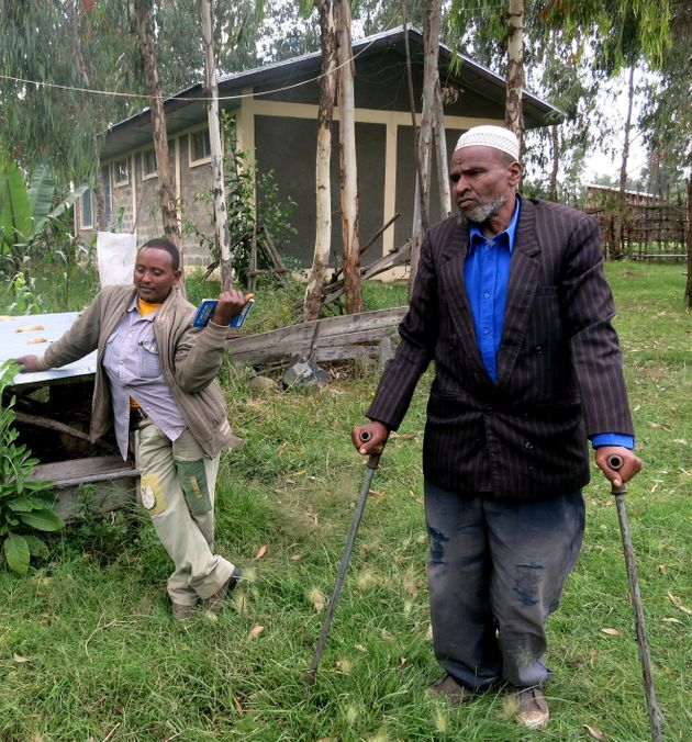 Disabilities in Ethiopia: The Same, But Different as
