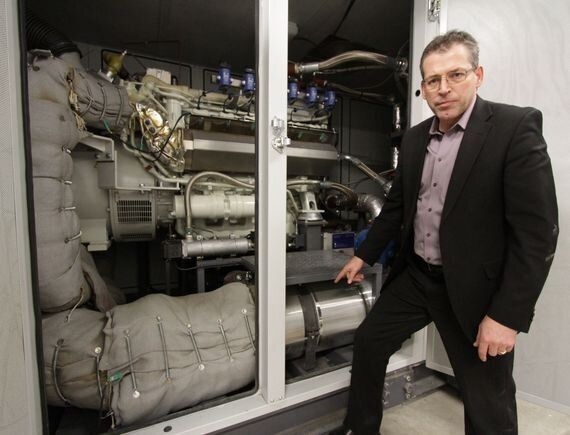 Cogeneration: Coming to a Building Near
