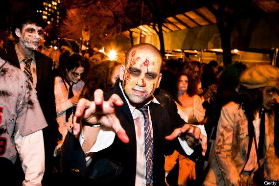 5 Halloween Parties And Attractions In North America That Shouldn't Be