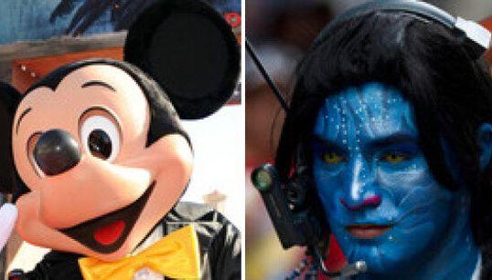 LOOK: 'Avatar' Meets Disney