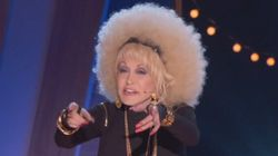 WATCH: Dolly Parton Raps About Her Huge 'Wrecking