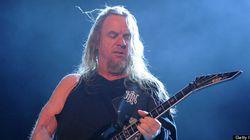 Slayer Guitarist Killed By Spider