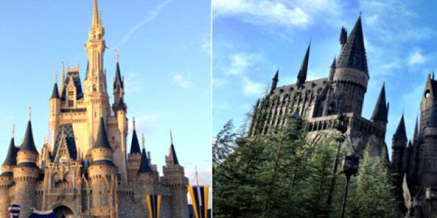 Disney World vs. Universal Studios: A Comparison Of Two Theme