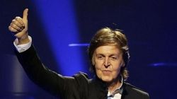 EXCLUSIVE: Paul McCartney's Star-Studded Abbey Road Video