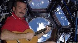 Chris Hadfield To Lead Giant