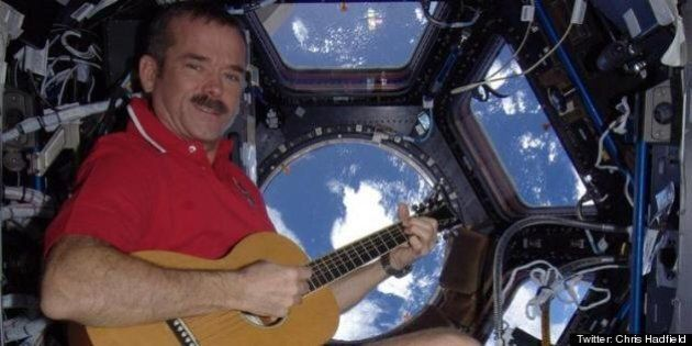 School Children To Sing-Along With Astronaut Chris