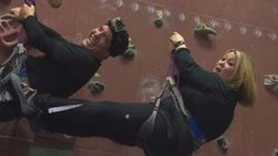 Rick Mercer Took Jann Arden Rock Climbing And It Was Actually