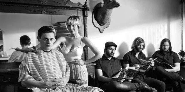 July Talk 'Guns and Ammunition' Behind-The-Scenes Video
