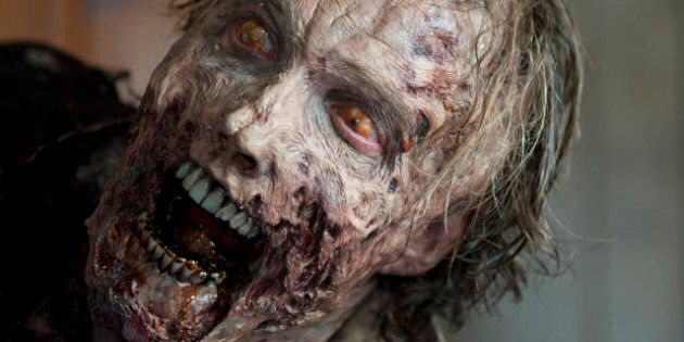 Zombies Aren't the Scariest Part of