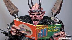 GWAR Read 'Goodnight Moon' (Yes,