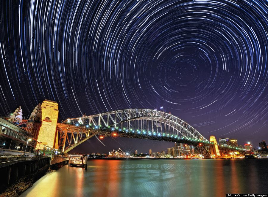 Australia And New Zealand's Starry Night Skies Will Leave You Mesmerized