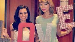 Taylor Swift Crashes Fan's Bridal