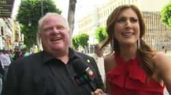 WATCH: Rob Ford Bombs Pop Culture Quiz, Then Blames