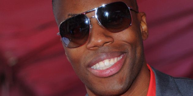 TORONTO, ON - SEPTEMBER 22:  Kardinal Offishall attends the 2012 Canada's Walk of Fame Awards at Ed Mirvish Theatre on September 22, 2012 in Toronto, Canada.  (Photo by George Pimentel/Getty Images)