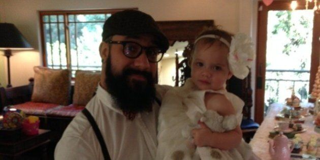 Backstreet Boys' AJ McLean On Being A Dad, Heading On Tour And Going