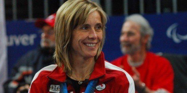 Sonja Gaudet Named Canada's Flag-Bearer For