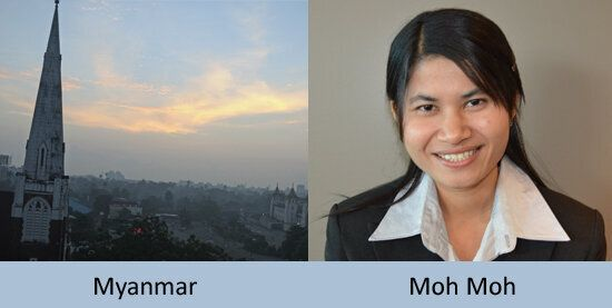 Growing Independent Co-operatives in Myanmar, One Person at a