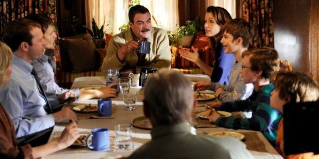 'Blue Bloods' Season 4: What It's Like At The Dinner