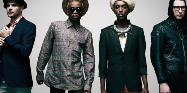Breathe Deep and Dive in: On the Road at SXSW with Azari &