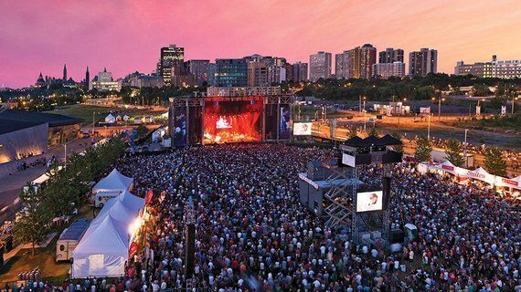 Enjoy The Sounds Of Summer At Canada's Top Music
