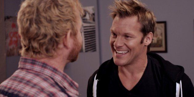 Chris Jericho, WWE Star, On His Web Series 'But I'm Chris