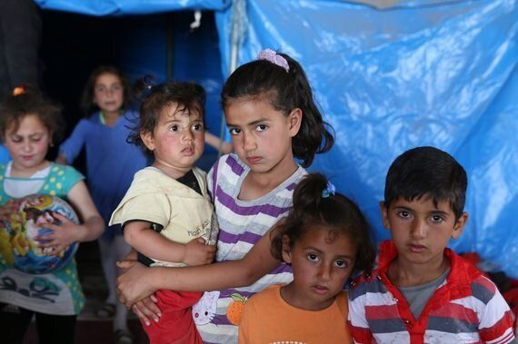 Violence Uproots Children From Homes And Schools In Dar'a, Southern