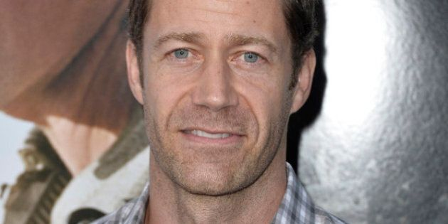 WESTWOOD, CA - AUGUST 07: Actor Colin Ferguson arrives at the premiere of TriStar Pictures' 'Elysium'...