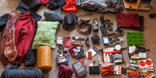 Backpacking Packing Tips: What To Bring Or Leave When In Europe