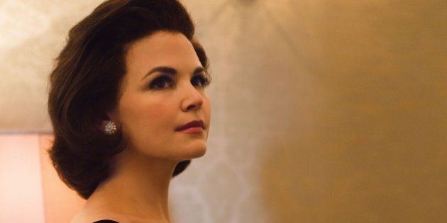 Ginnifer Goodwin On 'Killing Kennedy' And Playing Jackie