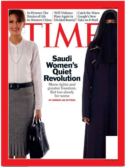 Meet the Woman Driving Change in Saudi