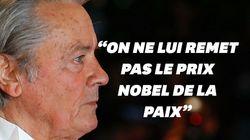 Le Festival de Cannes défend la palme d'honneur d'Alain