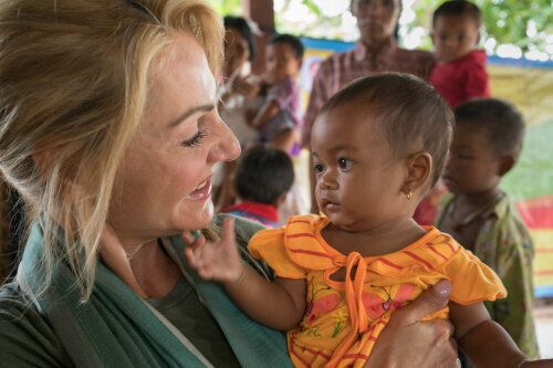 Why I Give: Volunteering Is A No