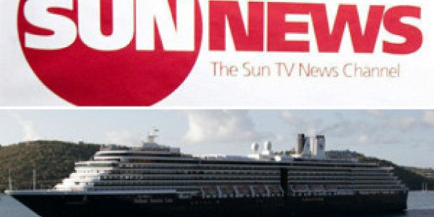 Ezra Levant's Freedom Cruise: Sail With Sun News