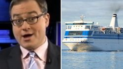 Why Ezra Levant Is Getting Into The Cruise