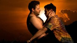 WATCH: James Franco, Seth Rogen Remake Kanye And Kim's 'Bound