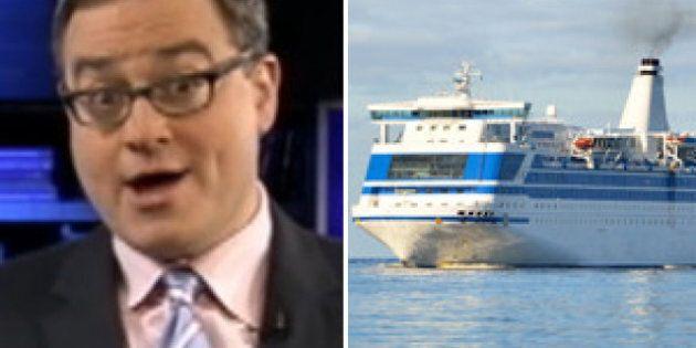 Sun News Freedom Cruise Is 'Family-Friendly', Says Ezra