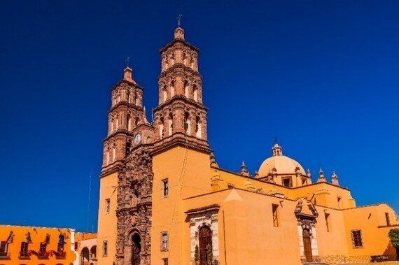 Head To Mexico On Day Of The