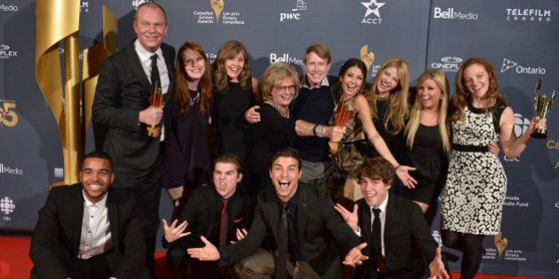 Canadian Screen Awards 2014: Winners In Drama, Variety, Comedy