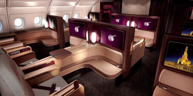 Qatar Airways To Début Restaurant-Style Seating Within Airbus