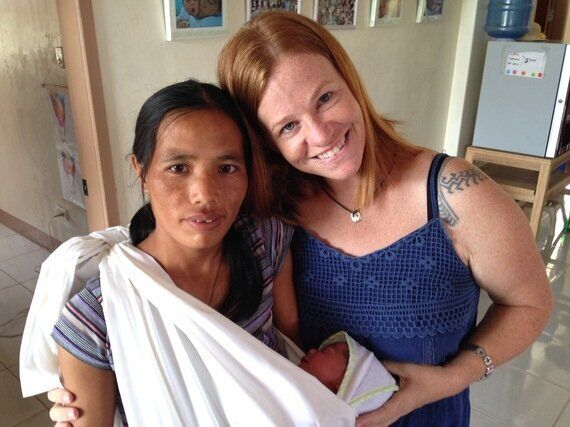 I'm A Canadian Midwife Working To Make Child Birth Safer In The