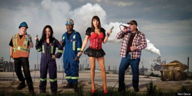 'Oil Sands Karaoke': Doc Finds Talented Singers And An Inspiring Drag Queen In Fort