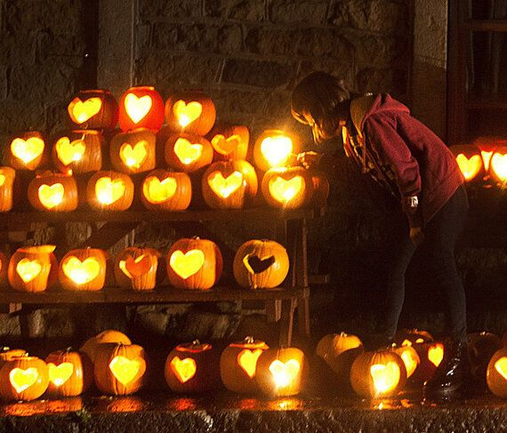 Carve Some Love Into Halloween This