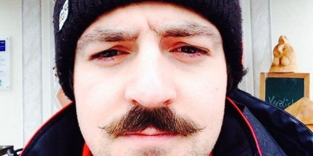 Movember Moustaches: Canadian Olympians Get Their 'Stache