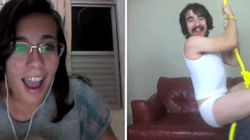 WATCH: Chatroulette 'Wrecking Ball' Parody Will Wreck