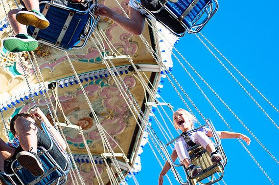 The Top 5 North American Theme Parks To Visit This