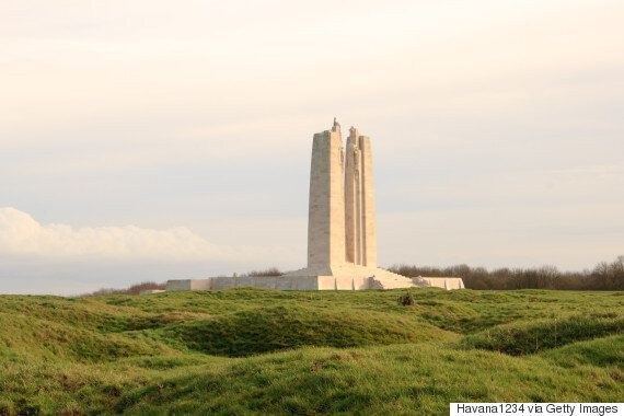 Visiting Vimy Ridge Was A Humbling