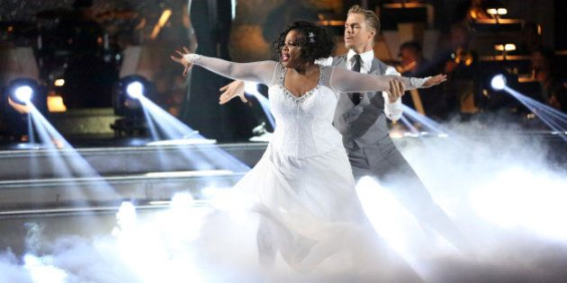 DANCING WITH THE STARS - 'Episode 1710' - Maksim Chmerkovskiy returns to the ballroom and for the first...