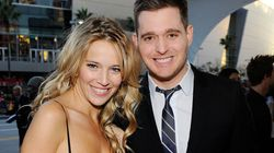 Michael Bublé And Model Wife Expecting First